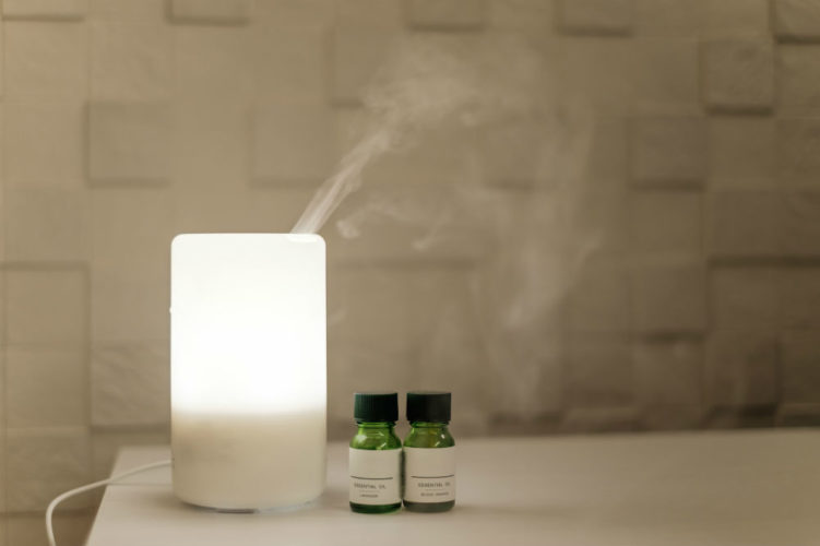VicTsing Cool Mist Humidifier Ultrasonic Aroma Essential Oil Diffuser